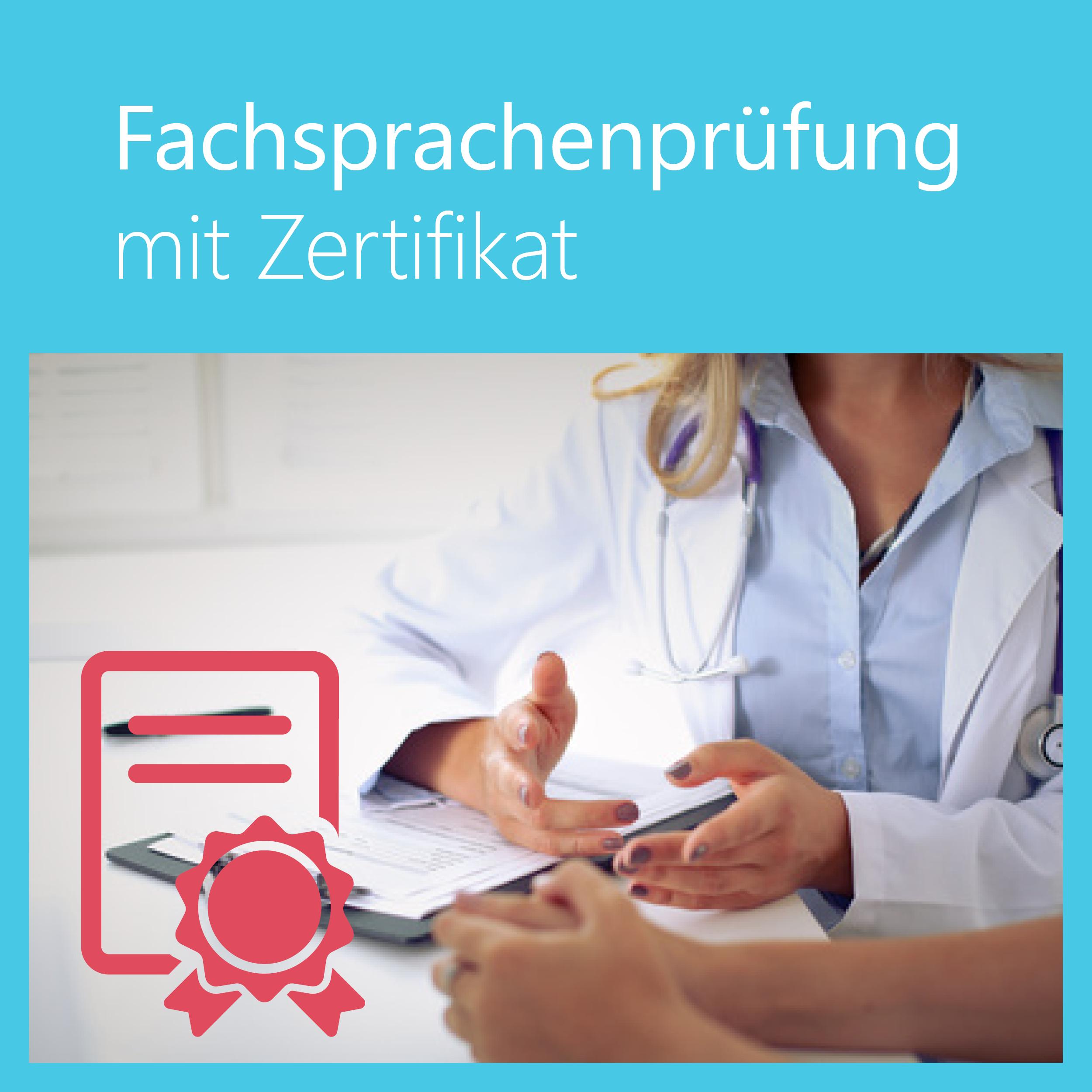 Fachsprachenprüfung Nach Vorgabe 87 Gmk Sprachlabor Hannover